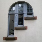 Denkmalschutz. Individuell gefertigte Fenster
